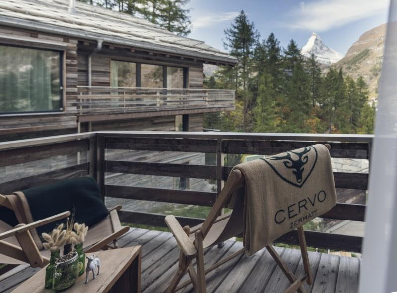 Cervo Mountain Resort: a new green pearl in Switzerland