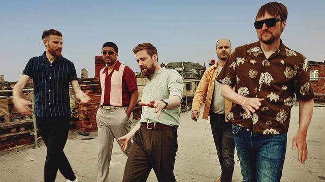 KAISER CHIEFS 'LIVE AFTER RACING' LIVE @ BATH RACECOURSE  - 4 JUNE 2021 -  TICKETS ON SALE NOW