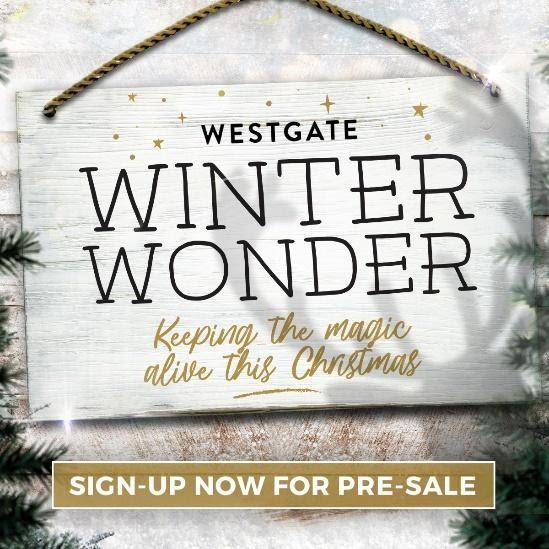 Westgate launches first ever Christmas experience Westgate Wonder